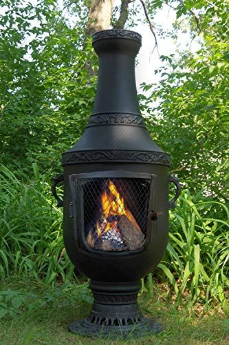 Chiminea Fire Pit Reviews Of The Top 10 Chiminea Fire Pits Chiminea Chimenea Chimineafirepit Fireplacelab Chiminea Fire Pit Fire Pit Reviews Chiminea