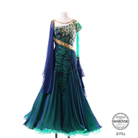 Ballroom dress - Women's Dresses for Sale Mode Outfits, Dance Outfits, Beautiful Gowns, Beautiful Outfits, Pretty Outfits, Pretty Dresses, Fantasy Gowns, Ballroom Dance Dresses, Ballroom Dancing