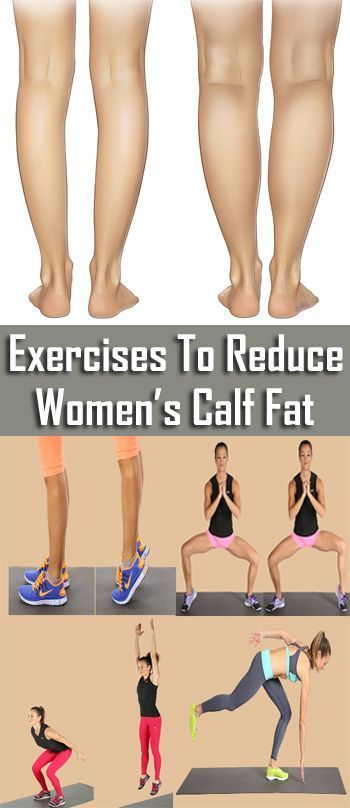 8 Most Effective Calf Exercises For Women That Works Best