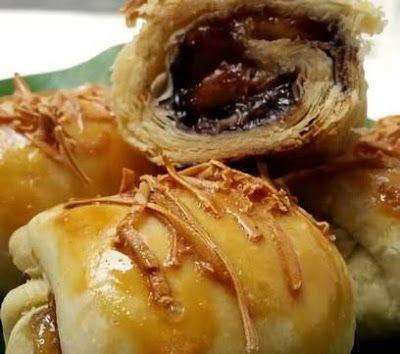 Kumpulan Resep Masakan Cara Membuat Pisang Molen Coklat Pembuat Roti Roti Resep