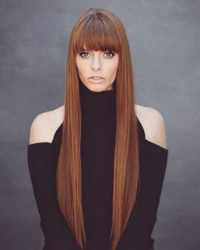 The 20 Different Types Of Bangs Which One Will You Pick My New Hairstyles Long Hair Styles Hair Styles Hairstyles With Bangs