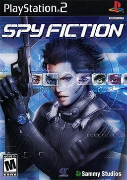 Spy Fiction Ps2 Game Playstation Playstation 2 Retro Video Games