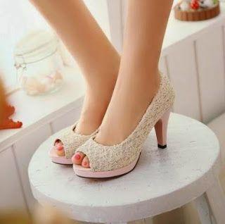 Sepatu Yang Cocok Untuk Kebaya Wisuda Sandal Hak Tinggi Sepatu