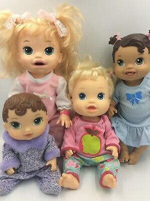Baby Alive Doll Get Her Ready For Bed Potty Dance Baby Age 3 40 00 Baby Alive Dolls Baby Alive Doll Clothes Baby Alive