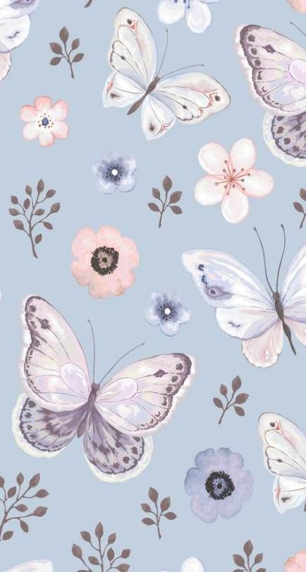 Wall Paper Pastell Purple 18 Ideas For 2019 Flower Background Wallpaper Cute Wallpaper Backgrounds Butterfly Wallpaper Iphone Cute wallpaper design for wall