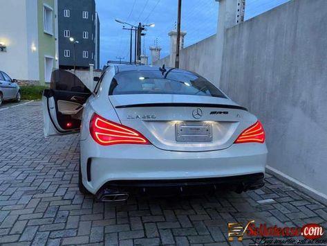 2014 Mercedes Benz CLA 250 price in Nigeria ⋆ Sellatease Blog