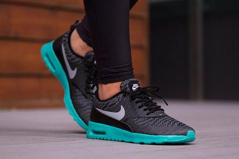 nike air max thea jacquard black retro 3 | My Style | Nike