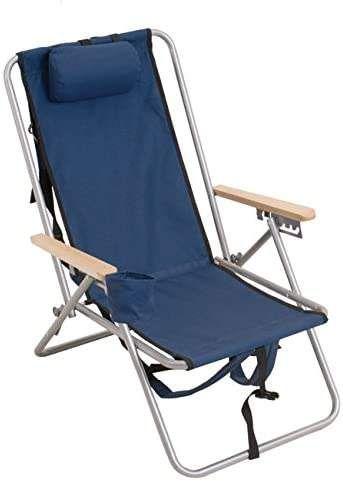 Rio Gear Original Steel Backpack Chair En 2020 Chaises De