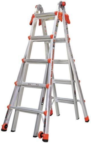 Check Out Little Giant Ladder Systems Ladder 22 Foot Multi