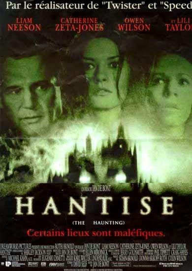 Todo El Terror Del Mundo La Guarida The Haunting Jan De Bont Eeuu 1999 Film Liam Neeson Films Complets