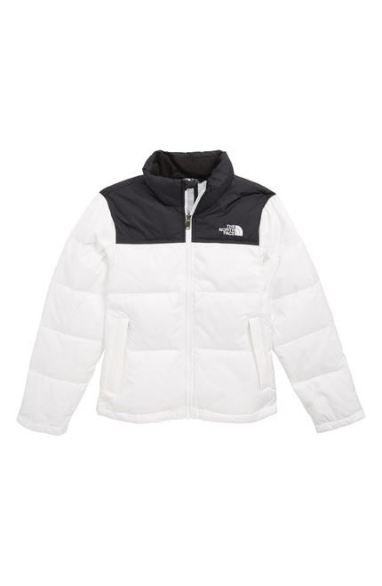 Nordstrom North Face Puffer Jacket White North Face Jacket Children Fashion Girls Outfits