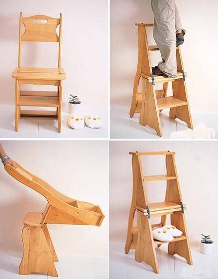 32 best Ladders images on Pinterest Stairs Wooden steps and