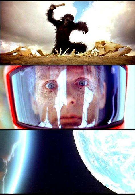 2001: A Space Odyssey (1968, dir. Stanley Kubrick)