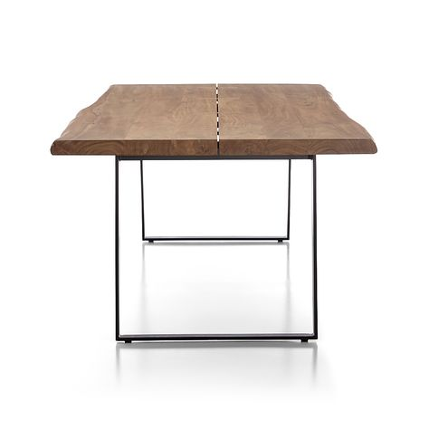 Yukon Natural Dining Table Crate And Barrel Dining Table