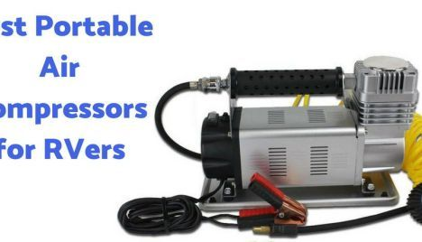 Top 10 Must Have Rv Gadgets The Best Rv Accessories Rv Care Best Portable Air Compressor Rv Accessories