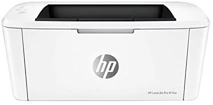 Amazon Com Hp Laserjet Pro M15w Wireless Laser Printer W2g51a Electronics In 2020 Laser Printer Printer Cool Things To Buy