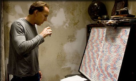 Knowing : movie review 2009 Nickolas Cage: This is the test for me did I get enough back story and plot to actually care what happens to the people in the film and was the story told well enough to invite me into its reality and this film knowing did that.