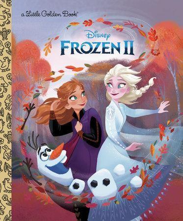 Frozen 2 - A Little Golden Book