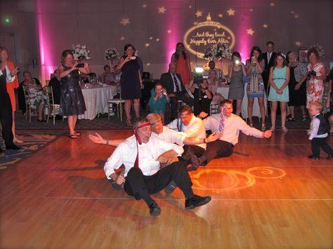 Yacht & Beach Club Wedding - Orlando DJs - Carissa & Jason's