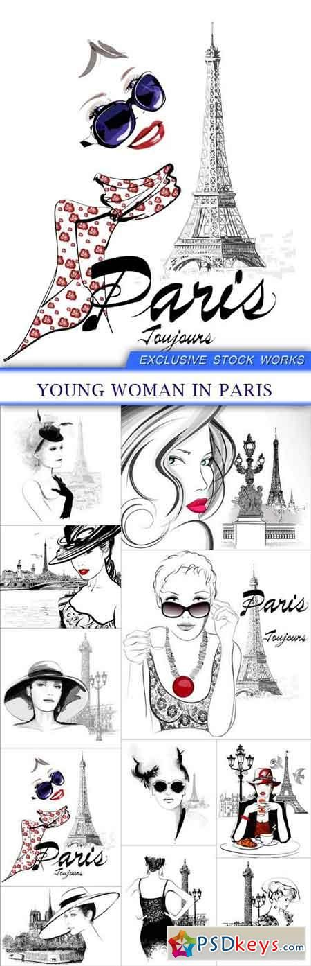 Fashion Girls Png Clip Art Free Clip Art Design Resources