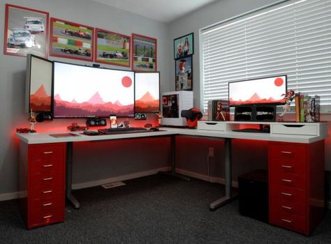 20 gaming battlestations that will make you ridiculously jealous