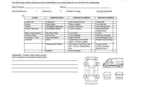 Vehicle Log Book Format Excel And Word    exceltmp vehicle - incident facilitator resume
