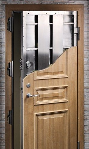 High Security Doors Forced Entry Rated Hidden Door Store Home Security Security Door Home Security Systems