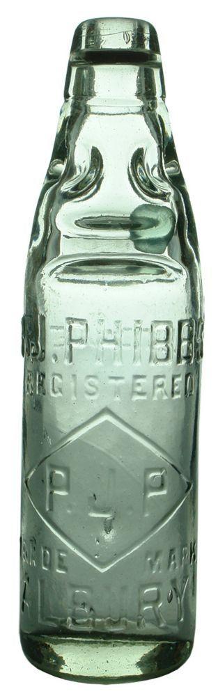 Auction 27 Preview   51   Phibbs Albury Lemonade Old Codd Marble Bottle