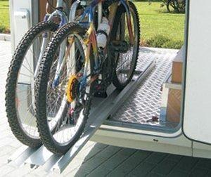 Fiamma Kit Bike Slide Fur Carry Bike Garage Slide Bike Garage Fahrradtrager Fahrrad