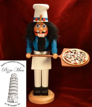 Quality Handmade American nutcrackers and smoking men from the heart of Virginia