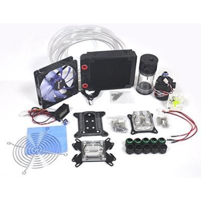 Water Cooling Kit Diy Computer Desktop Liquid Cooler Gpu Cpu Block