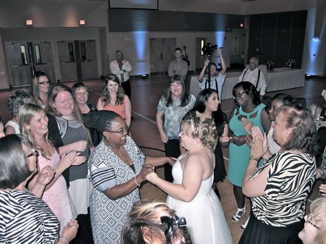 Wesley Center Clermont - Orlando Wedding DJs - Amy & Emmanuel's