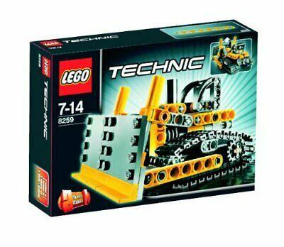 Ad Lego Lego Ben 10 Mini Bulldozer 8259 In 2020 Lego Technic Lego Technic Sets Lego
