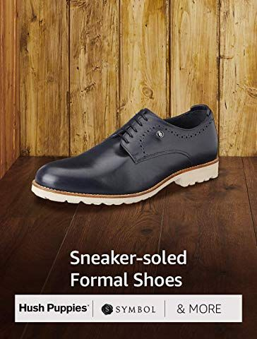 Sneaker Soled Formal Shoes Hush Puppies Symbol More Amazon Shoes Formal Shoes Shoes