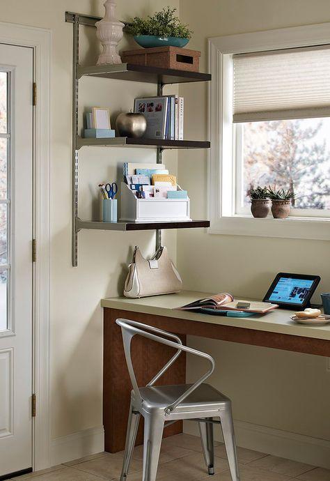 Closetmaid Shelftrack Elite Home
