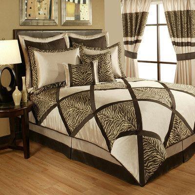 World Menagerie Ogorman 4 Piece Comforter Set Comforter Sets