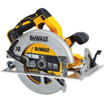 7 1 4 In 184mm 20v Max Cordless Circular Saw With Brake Tool Only Cordless Circular Saw Dewalt Circular Saw Best Circular Saw