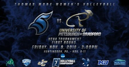 Women S Volleyball Headed To Juniata For Ncaa Regionals Face Pitt Bradford In The 1st Round Women Volleyball Volleyball Ncaa Tournament