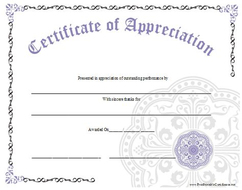 employee recognition certificate template - Onwebioinnovate - employee recognition certificate template
