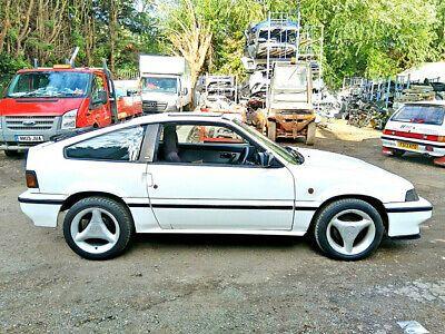 1986 Honda Crx Mk1 1 6 16 Valve Edition Very Rare Car Barn Find Classic Car In 2020 Barn Finds Classic Cars Barn Finds Classic Cars
