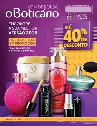 Loja De Bolsa Boticário Ciclo14 2017 Dish Soap Bottle Hand Soap Bottle Make It Simple