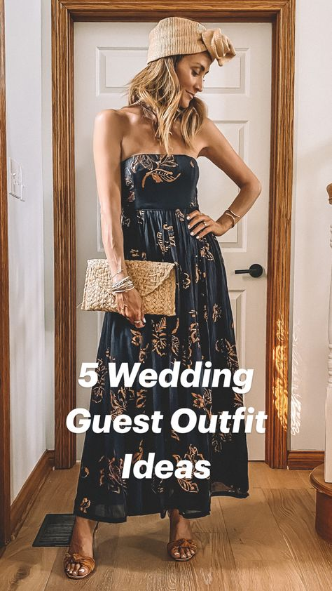 5 Wedding Guest Outfit Ideas