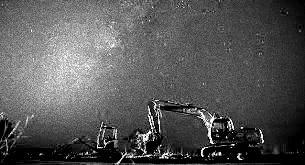 تنين غامض حير العلماء يرقص في مجرة درب التبانة صور فيديو