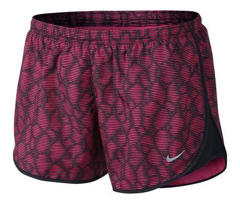 Pin em short feminino Nike