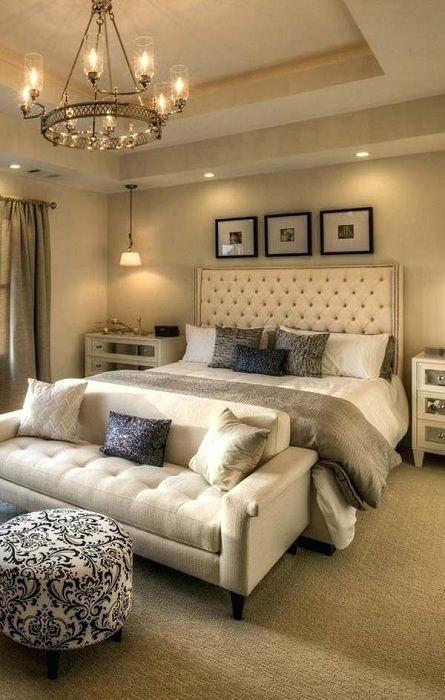 What S Trending In Bedroom Decor Bedroom Decor Ebay Uk Bedroom Decor 3 Year Old How Decor Bedroom In 2020 Small Master Bedroom Elegant Master Bedroom Woman Bedroom