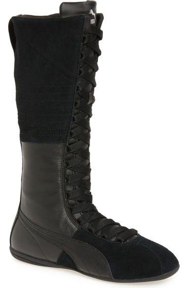 PUMA Eskiva Mid Calf Sneaker Boot (Women). #puma #shoes
