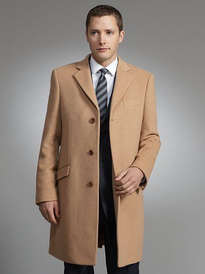 Mens Camel Hair Coat - Hairstyle Ideas