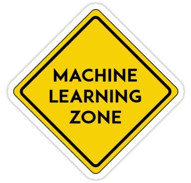 Machine Learning Sticker Machine Learning Learning Funny Quotes