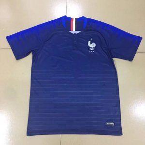 2018 World Cup Jersey France Home Replica Blue Shirt Bfc249 Calzoncillos Calvin Klein Futbol De Francia Ropa Interior
