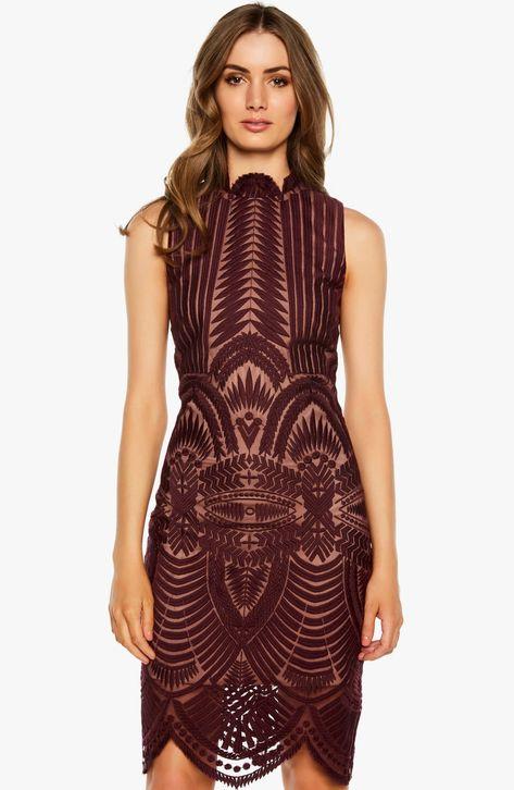 Alice Lace Body-Con Dress 57f6cec892a